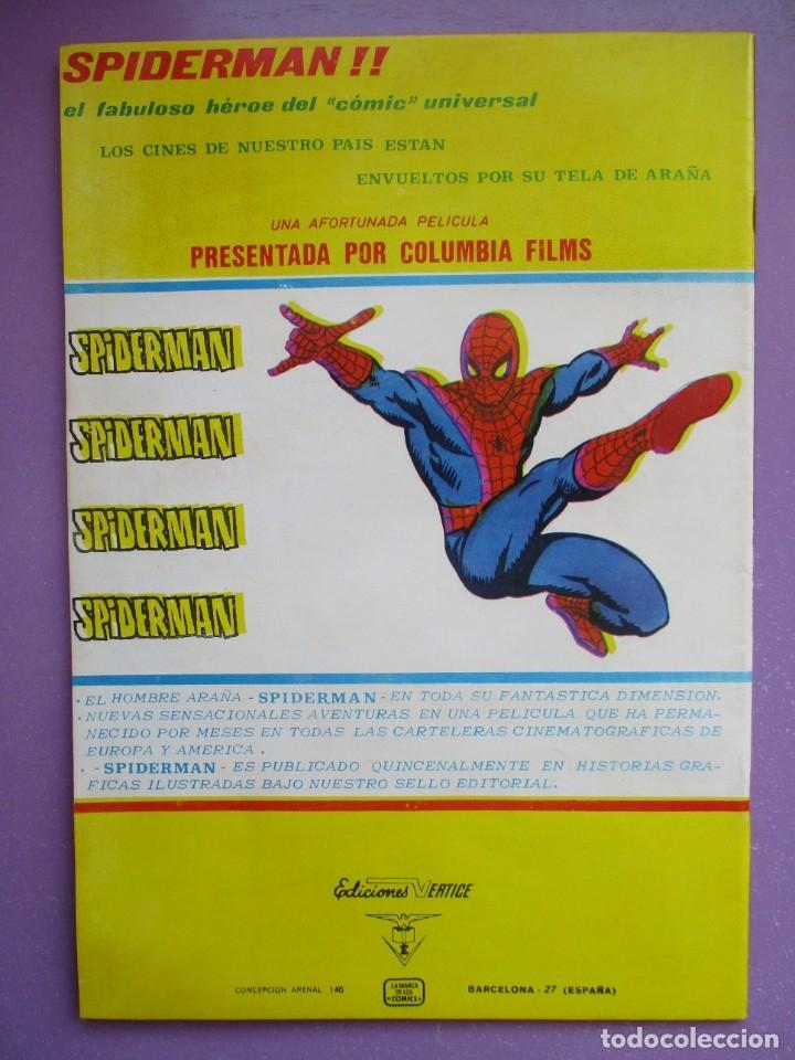 Cómics: SPIDERMAN VERTICE VOLUMEN 3 ¡¡¡¡ MUY BUEN ESTADO !!!! COLECCION COMPLETA - Foto 101 - 172252612