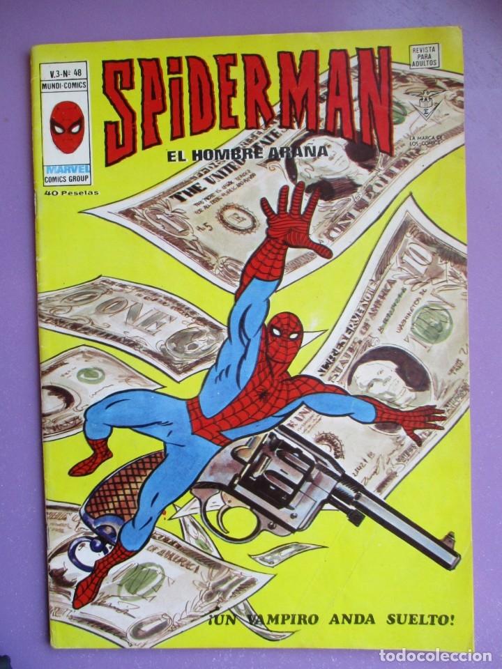 Cómics: SPIDERMAN VERTICE VOLUMEN 3 ¡¡¡¡ MUY BUEN ESTADO !!!! COLECCION COMPLETA - Foto 102 - 172252612