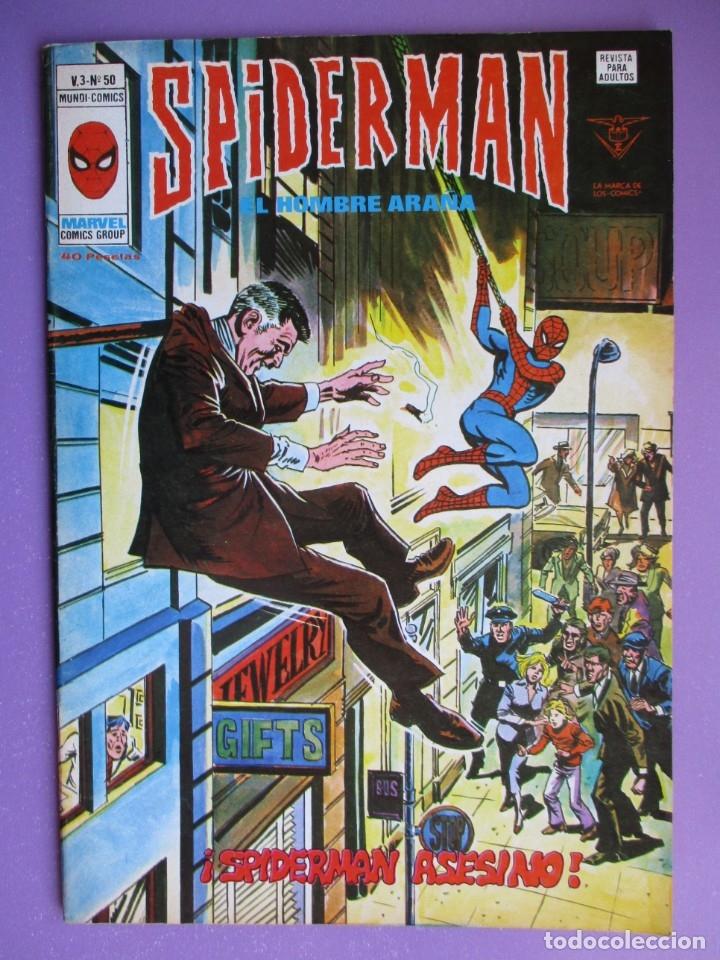 Cómics: SPIDERMAN VERTICE VOLUMEN 3 ¡¡¡¡ MUY BUEN ESTADO !!!! COLECCION COMPLETA - Foto 104 - 172252612