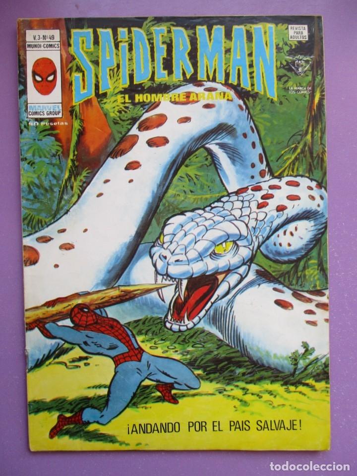 Cómics: SPIDERMAN VERTICE VOLUMEN 3 ¡¡¡¡ MUY BUEN ESTADO !!!! COLECCION COMPLETA - Foto 106 - 172252612
