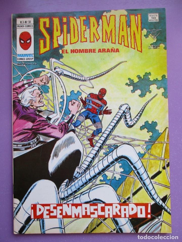 Cómics: SPIDERMAN VERTICE VOLUMEN 3 ¡¡¡¡ MUY BUEN ESTADO !!!! COLECCION COMPLETA - Foto 108 - 172252612
