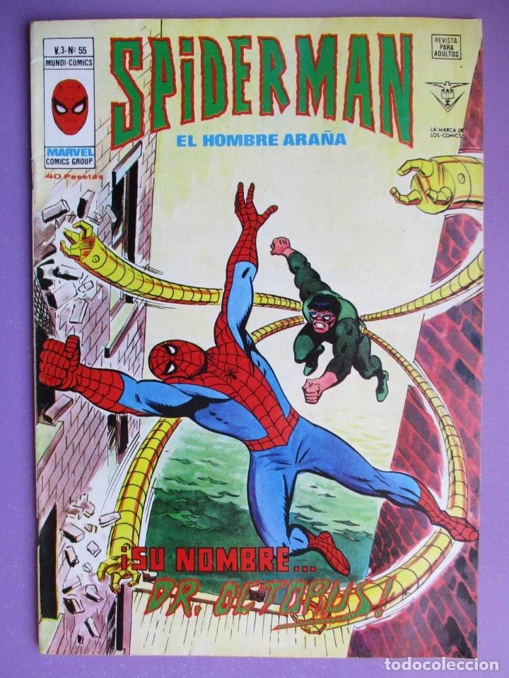 Cómics: SPIDERMAN VERTICE VOLUMEN 3 ¡¡¡¡ MUY BUEN ESTADO !!!! COLECCION COMPLETA - Foto 116 - 172252612