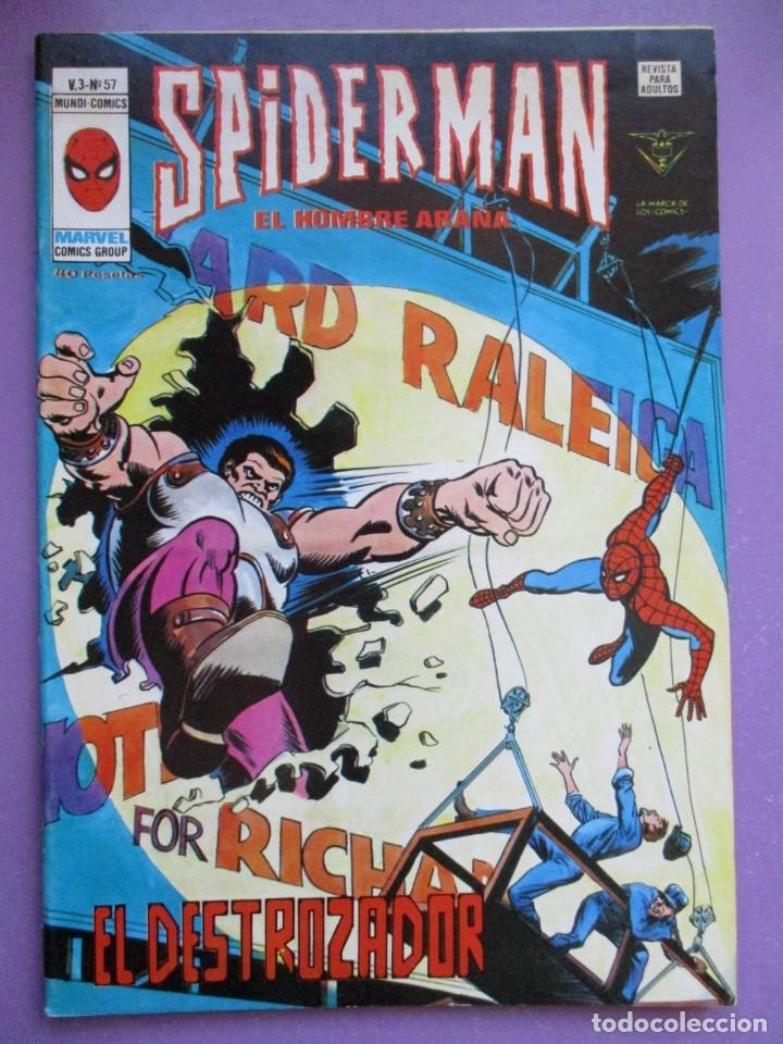 Cómics: SPIDERMAN VERTICE VOLUMEN 3 ¡¡¡¡ MUY BUEN ESTADO !!!! COLECCION COMPLETA - Foto 120 - 172252612
