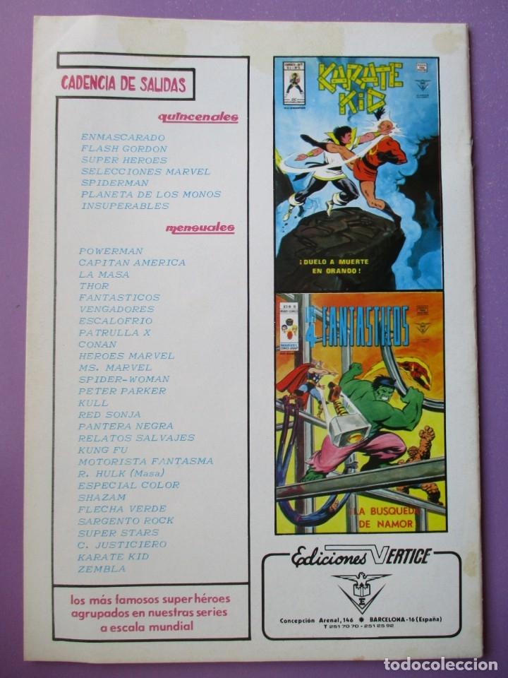 Cómics: SPIDERMAN VERTICE VOLUMEN 3 ¡¡¡¡ MUY BUEN ESTADO !!!! COLECCION COMPLETA - Foto 121 - 172252612