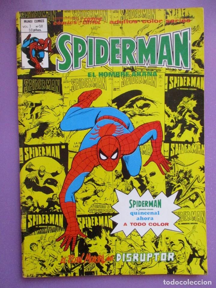 Cómics: SPIDERMAN VERTICE VOLUMEN 3 ¡¡¡¡ MUY BUEN ESTADO !!!! COLECCION COMPLETA - Foto 122 - 172252612
