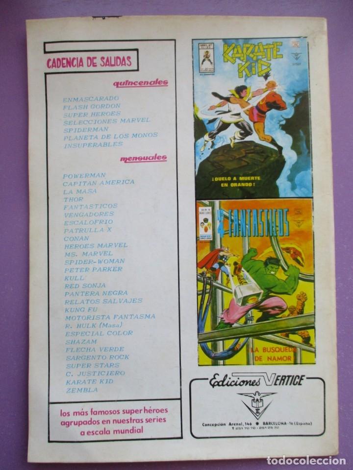 Cómics: SPIDERMAN VERTICE VOLUMEN 3 ¡¡¡¡ MUY BUEN ESTADO !!!! COLECCION COMPLETA - Foto 123 - 172252612