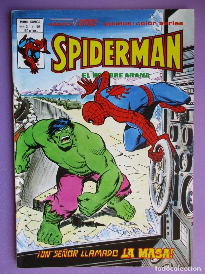 Cómics: SPIDERMAN VERTICE VOLUMEN 3 ¡¡¡¡ MUY BUEN ESTADO !!!! COLECCION COMPLETA - Foto 124 - 172252612