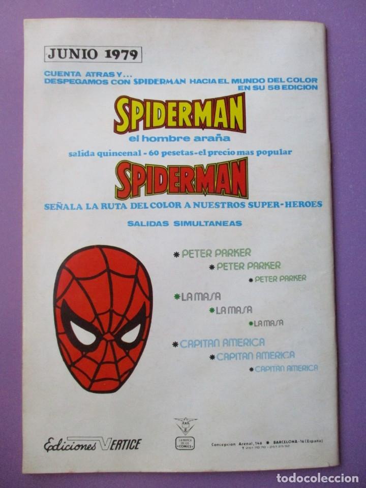 Cómics: SPIDERMAN VERTICE VOLUMEN 3 ¡¡¡¡ MUY BUEN ESTADO !!!! COLECCION COMPLETA - Foto 125 - 172252612