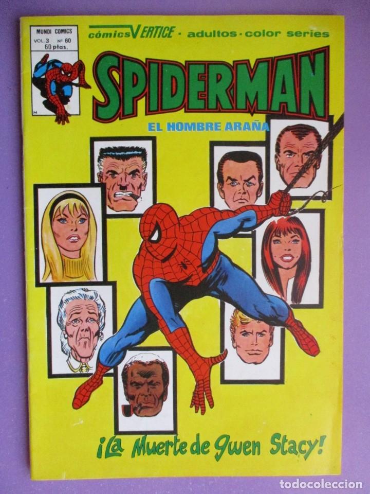 Cómics: SPIDERMAN VERTICE VOLUMEN 3 ¡¡¡¡ MUY BUEN ESTADO !!!! COLECCION COMPLETA - Foto 126 - 172252612