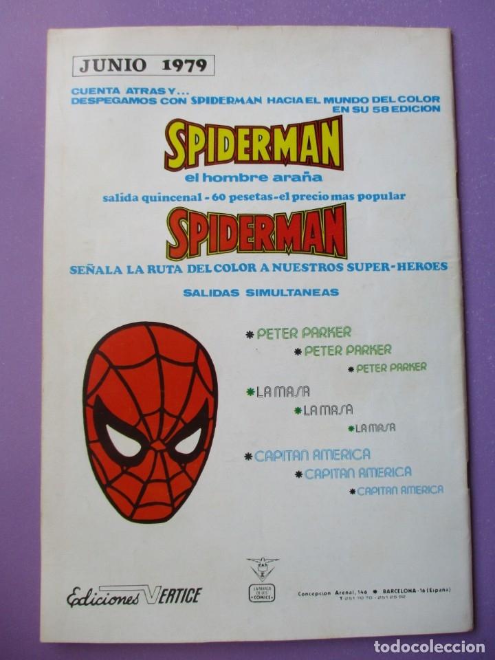 Cómics: SPIDERMAN VERTICE VOLUMEN 3 ¡¡¡¡ MUY BUEN ESTADO !!!! COLECCION COMPLETA - Foto 127 - 172252612