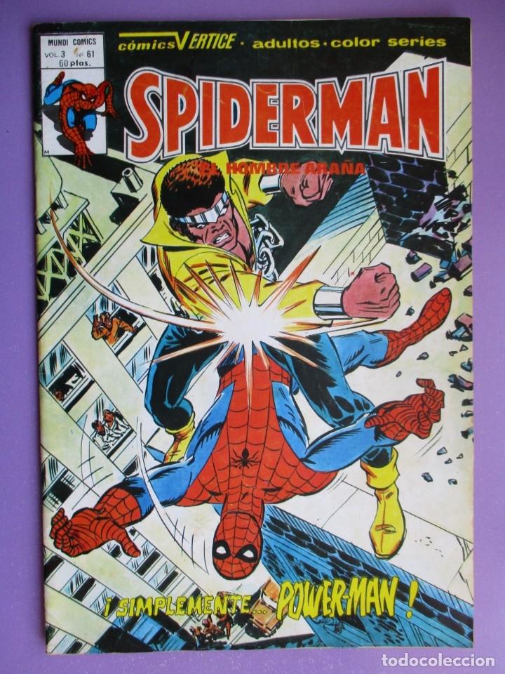 Cómics: SPIDERMAN VERTICE VOLUMEN 3 ¡¡¡¡ MUY BUEN ESTADO !!!! COLECCION COMPLETA - Foto 128 - 172252612
