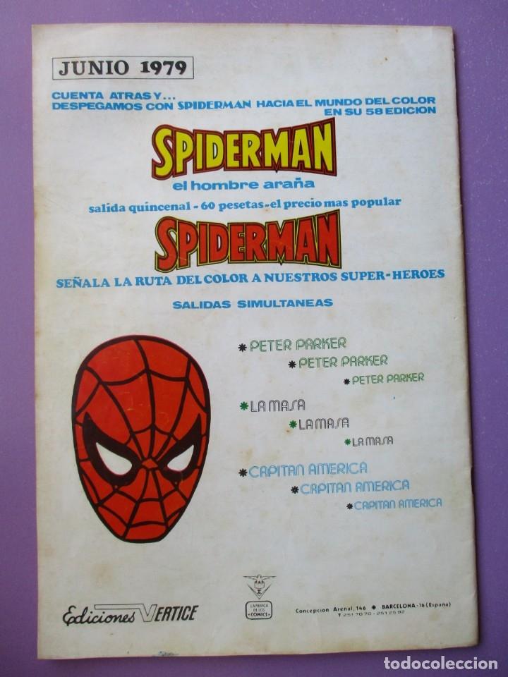 Cómics: SPIDERMAN VERTICE VOLUMEN 3 ¡¡¡¡ MUY BUEN ESTADO !!!! COLECCION COMPLETA - Foto 129 - 172252612