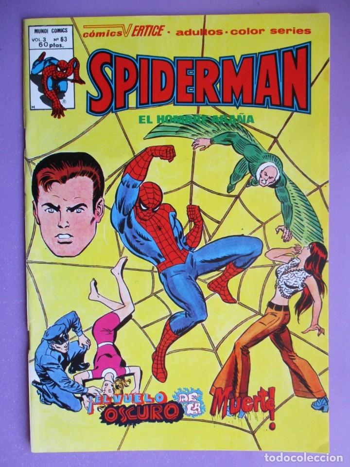Cómics: SPIDERMAN VERTICE VOLUMEN 3 ¡¡¡¡ MUY BUEN ESTADO !!!! COLECCION COMPLETA - Foto 130 - 172252612