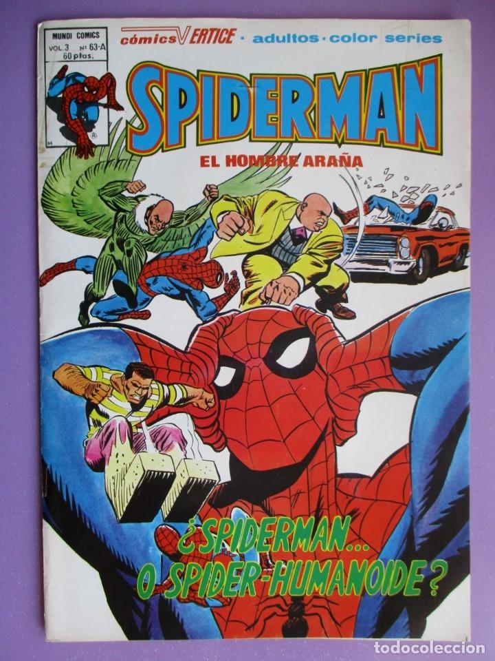 Cómics: SPIDERMAN VERTICE VOLUMEN 3 ¡¡¡¡ MUY BUEN ESTADO !!!! COLECCION COMPLETA - Foto 132 - 172252612