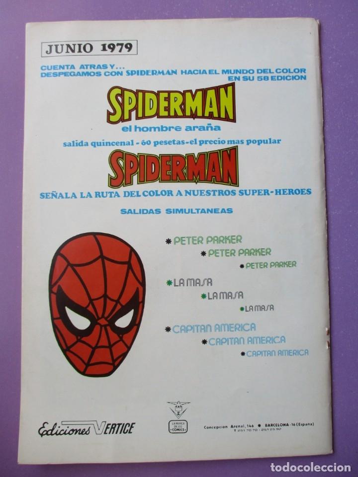 Cómics: SPIDERMAN VERTICE VOLUMEN 3 ¡¡¡¡ MUY BUEN ESTADO !!!! COLECCION COMPLETA - Foto 133 - 172252612