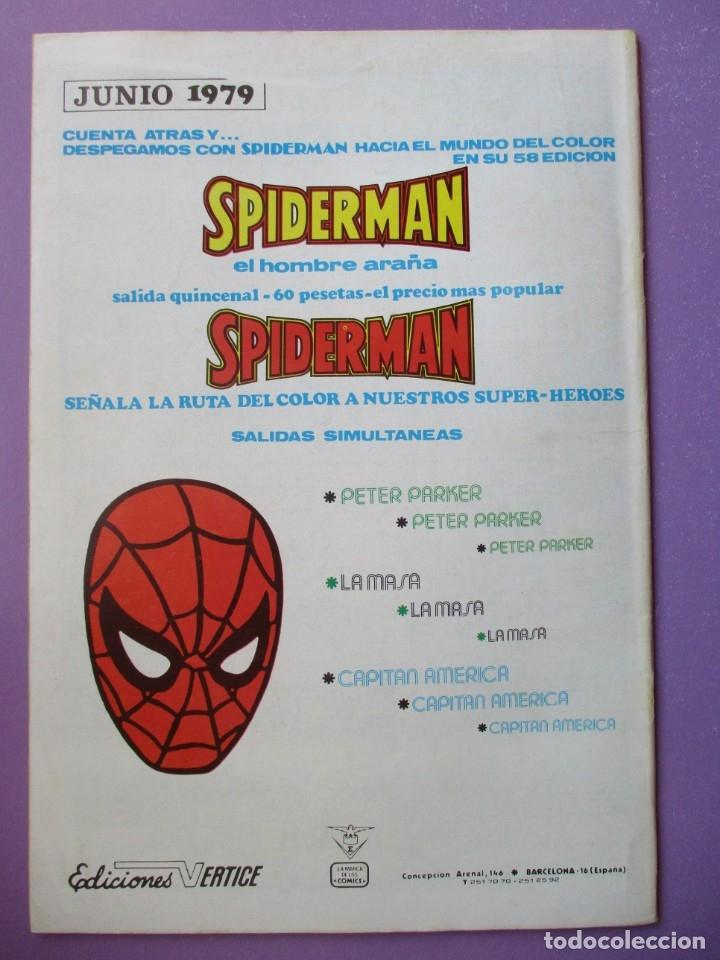 Cómics: SPIDERMAN VERTICE VOLUMEN 3 ¡¡¡¡ MUY BUEN ESTADO !!!! COLECCION COMPLETA - Foto 135 - 172252612