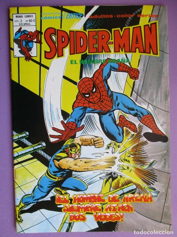 Cómics: SPIDERMAN VERTICE VOLUMEN 3 ¡¡¡¡ MUY BUEN ESTADO !!!! COLECCION COMPLETA - Foto 136 - 172252612