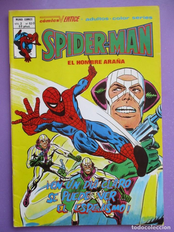 Cómics: SPIDERMAN VERTICE VOLUMEN 3 ¡¡¡¡ MUY BUEN ESTADO !!!! COLECCION COMPLETA - Foto 138 - 172252612