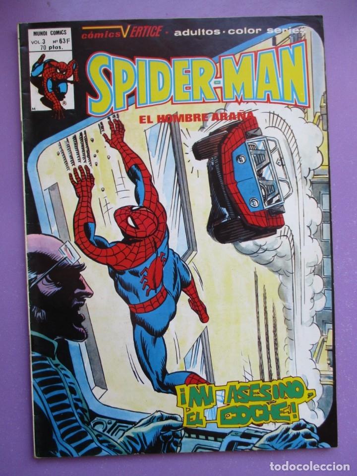 Cómics: SPIDERMAN VERTICE VOLUMEN 3 ¡¡¡¡ MUY BUEN ESTADO !!!! COLECCION COMPLETA - Foto 140 - 172252612