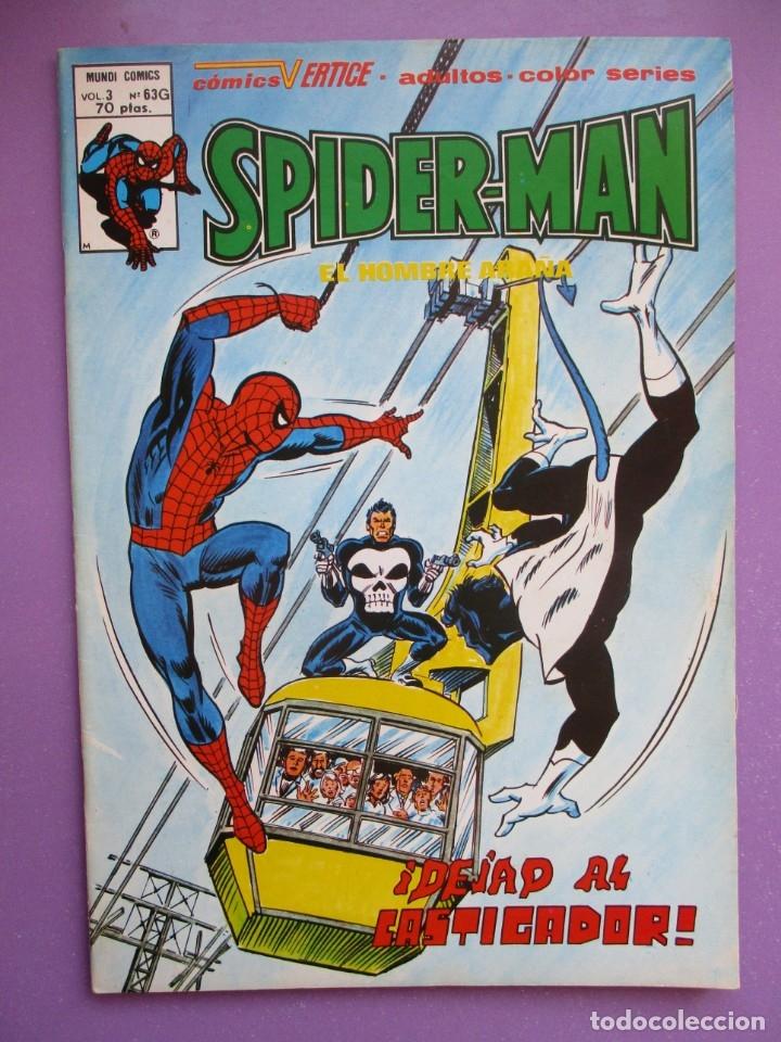 Cómics: SPIDERMAN VERTICE VOLUMEN 3 ¡¡¡¡ MUY BUEN ESTADO !!!! COLECCION COMPLETA - Foto 142 - 172252612