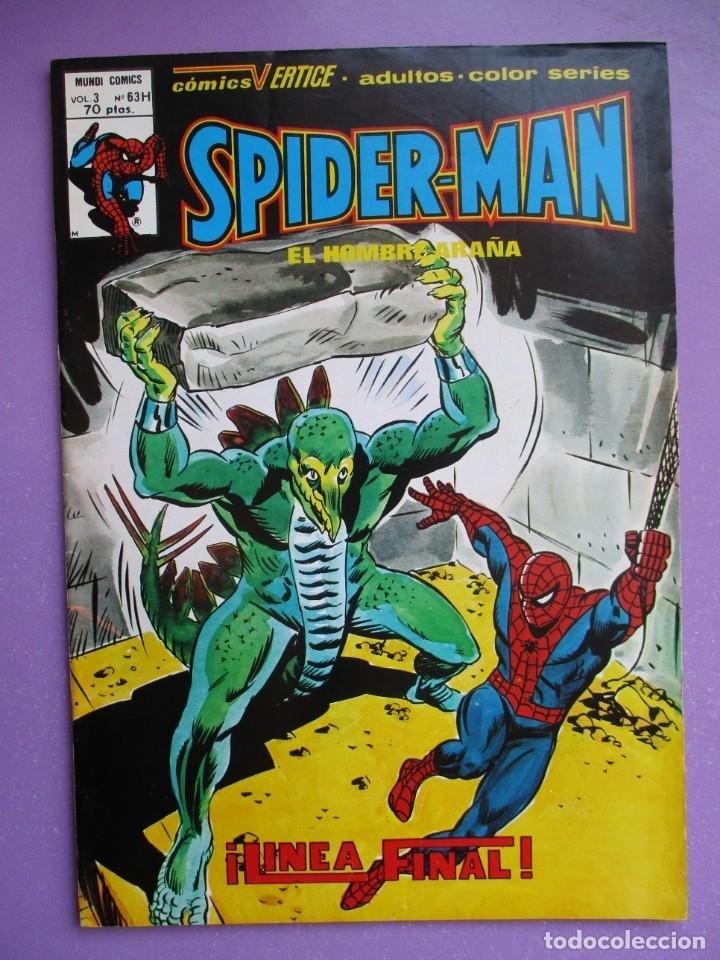 Cómics: SPIDERMAN VERTICE VOLUMEN 3 ¡¡¡¡ MUY BUEN ESTADO !!!! COLECCION COMPLETA - Foto 144 - 172252612