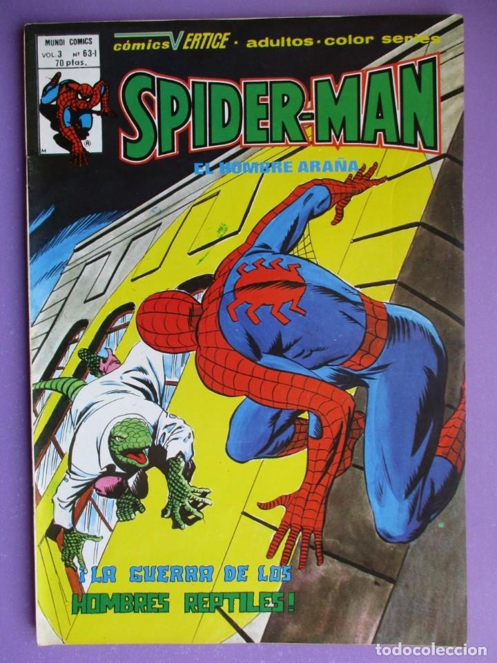 Cómics: SPIDERMAN VERTICE VOLUMEN 3 ¡¡¡¡ MUY BUEN ESTADO !!!! COLECCION COMPLETA - Foto 146 - 172252612