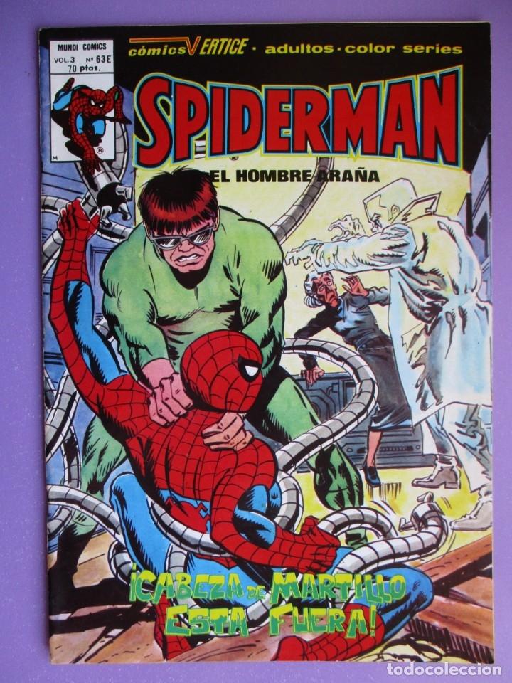 Cómics: SPIDERMAN VERTICE VOLUMEN 3 ¡¡¡¡ MUY BUEN ESTADO !!!! COLECCION COMPLETA - Foto 148 - 172252612