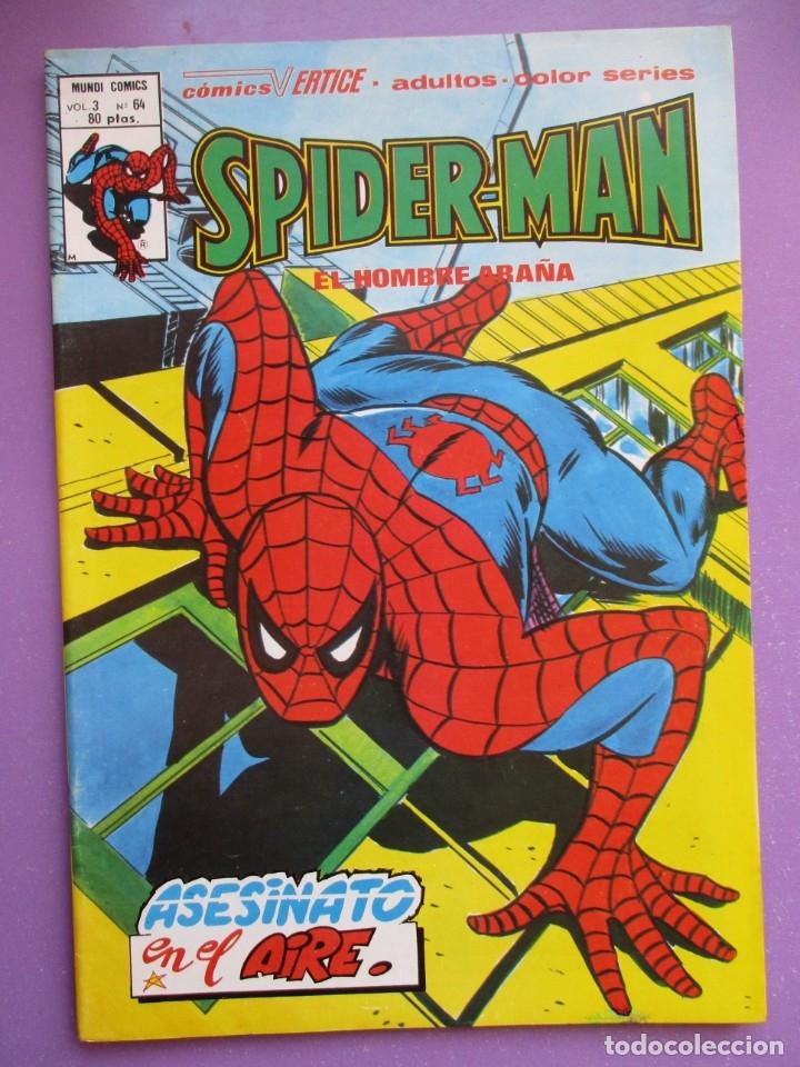 Cómics: SPIDERMAN VERTICE VOLUMEN 3 ¡¡¡¡ MUY BUEN ESTADO !!!! COLECCION COMPLETA - Foto 150 - 172252612