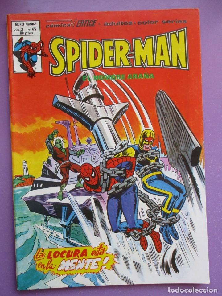 Cómics: SPIDERMAN VERTICE VOLUMEN 3 ¡¡¡¡ MUY BUEN ESTADO !!!! COLECCION COMPLETA - Foto 152 - 172252612