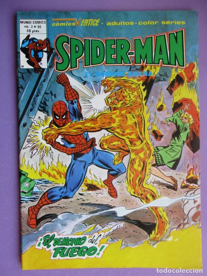 Cómics: SPIDERMAN VERTICE VOLUMEN 3 ¡¡¡¡ MUY BUEN ESTADO !!!! COLECCION COMPLETA - Foto 154 - 172252612