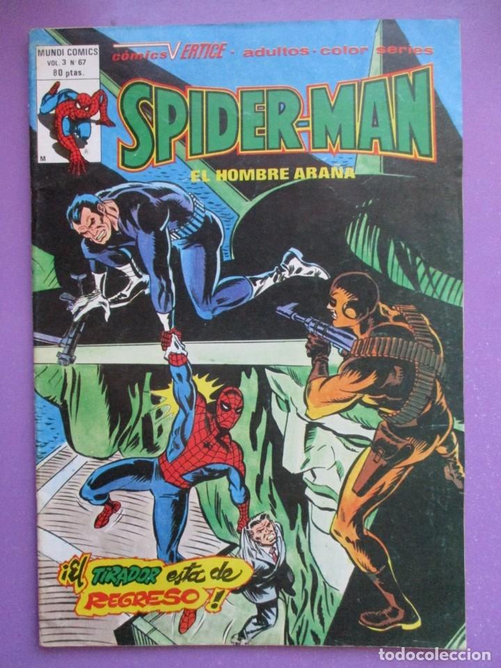 Cómics: SPIDERMAN VERTICE VOLUMEN 3 ¡¡¡¡ MUY BUEN ESTADO !!!! COLECCION COMPLETA - Foto 156 - 172252612