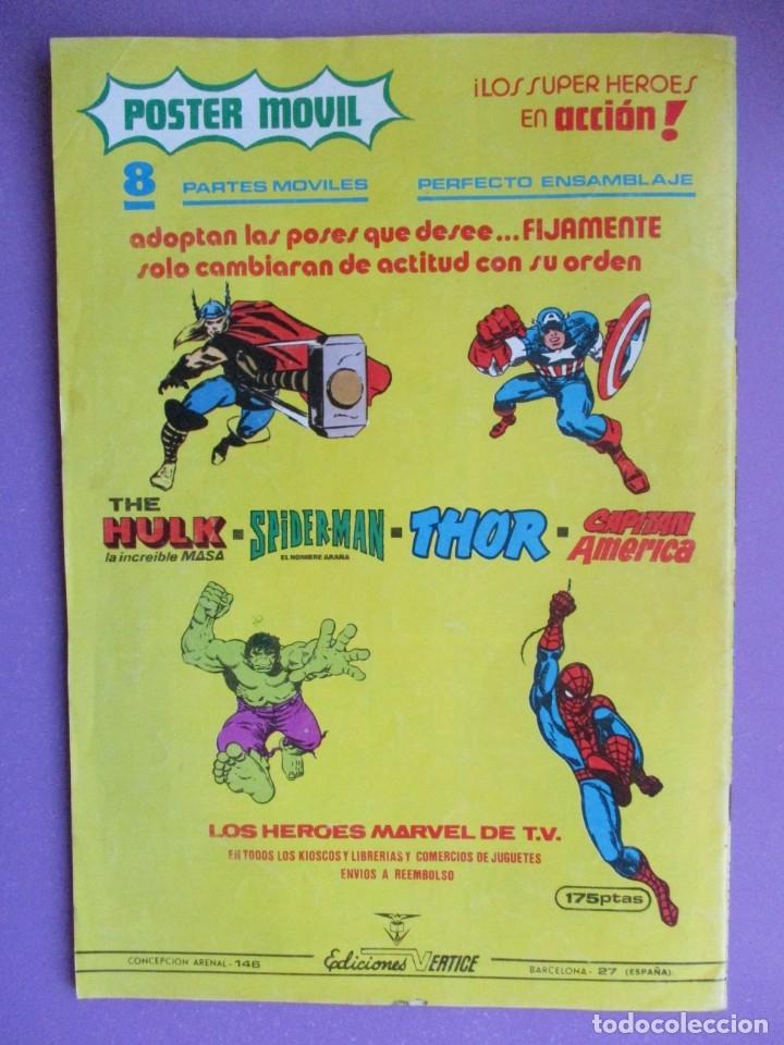 Cómics: SPIDERMAN VERTICE VOLUMEN 3 ¡¡¡¡ MUY BUEN ESTADO !!!! COLECCION COMPLETA - Foto 157 - 172252612