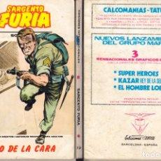 Cómics: VERTICE SARGENTO FURIA 19. Lote 172341673