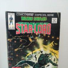 Cómics: STAR-LORD UNA CUESTIÓN DE NECESIDAD Nº 61 RELATOS SALVAJES V.1. Lote 172375733
