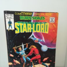 Cómics: STAR-LORD MENOS QUE HUMANOS Nº 70 RELATOS SALVAJES V.1. Lote 172375799
