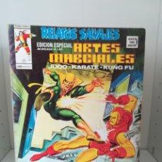 Cómics: RELATOS SALVAJES. ARTES MARCIALES VOL.1 Nº 21. Lote 172376524