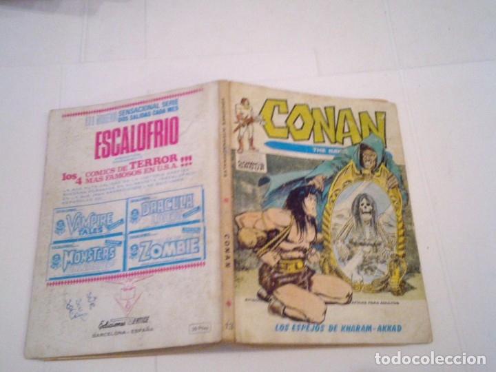 Cómics: CONAN EL BARBARO - VERTICE - VOLUMEN 1 - NUMERO 13 - CJ 108 - GORBAUD - Foto 5 - 172379820