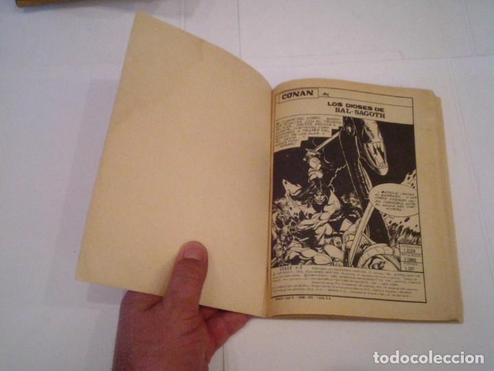 Cómics: CONAN EL BARBARO - VERTICE - VOLUMEN 1 - NUMERO 9 - BUEN ESTADO - CJ 108 - GORBAUD - Foto 2 - 172379952