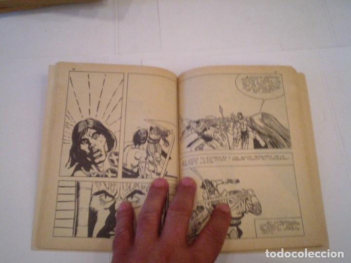 Cómics: CONAN EL BARBARO - VERTICE - VOLUMEN 1 - NUMERO 9 - BUEN ESTADO - CJ 108 - GORBAUD - Foto 3 - 172379952
