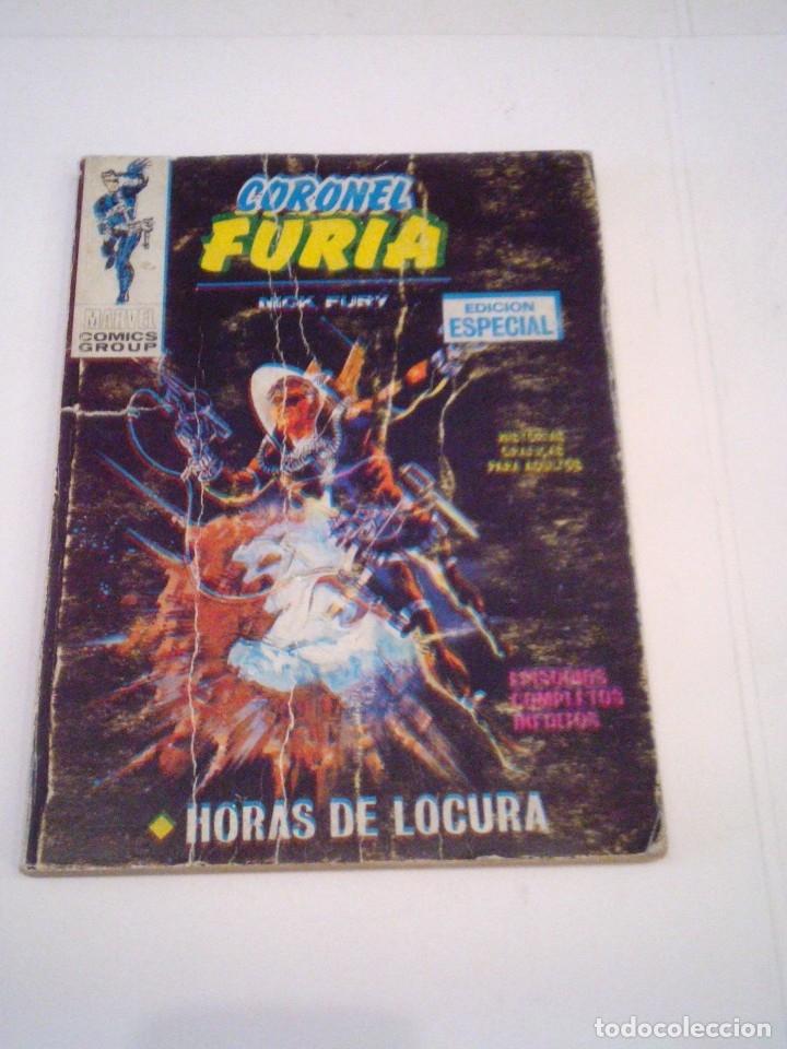 CORONEL FURIA - VERTICE - VOLUMEN 1 - NUMERO 3 - CJ 108 - GORBAUD (Tebeos y Comics - Vértice - Furia)