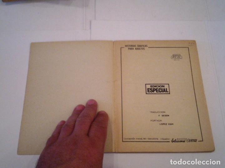 Cómics: CORONEL FURIA - VERTICE - VOLUMEN 1 - NUMERO 3 - CJ 108 - GORBAUD - Foto 2 - 172380505