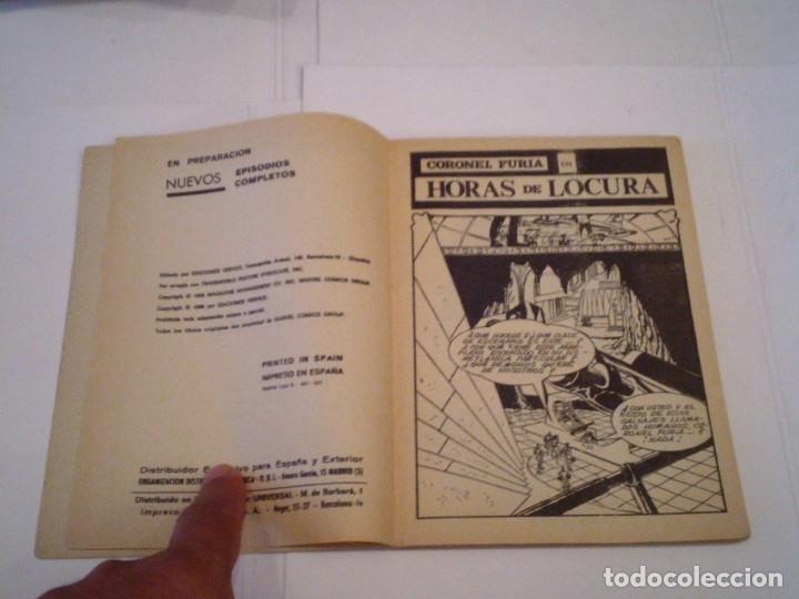 Cómics: CORONEL FURIA - VERTICE - VOLUMEN 1 - NUMERO 3 - CJ 108 - GORBAUD - Foto 3 - 172380505