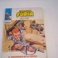 Cómics: SARGENTO FURIA - VERTICE - VOLUMEN 1 - NUMERO 23 - BUEN ESTADO - CJ 108 - GORBAUD. Lote 172380534