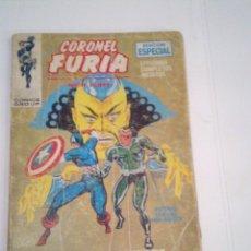 Cómics: CORONEL FURIA - VOLUMEN 1 - VERTICE - NUMERO 16 - CJ 108 - GORBAUD. Lote 172380897