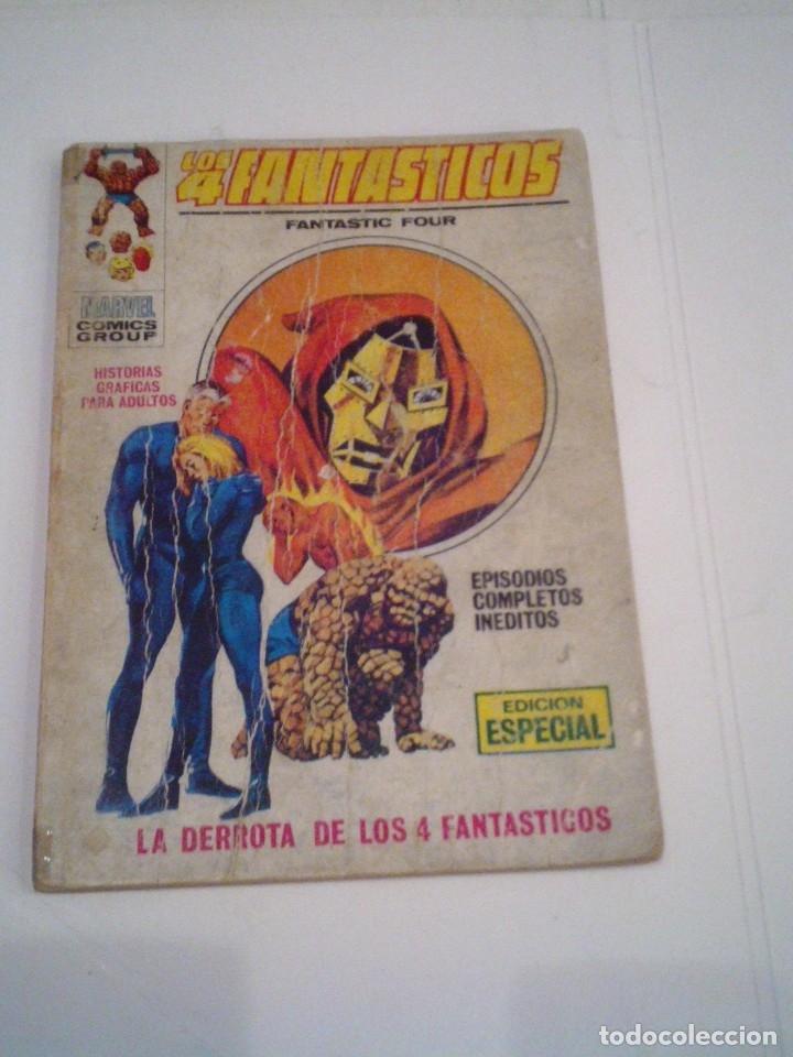 LOS 4 FANTASTICOS - VERTICE - VOLUMEN 1 - NUMERO 28 - CJ 108 - GORBAUD (Tebeos y Comics - Vértice - 4 Fantásticos)