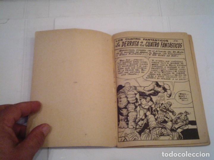 Cómics: LOS 4 FANTASTICOS - VERTICE - VOLUMEN 1 - NUMERO 28 - CJ 108 - GORBAUD - Foto 2 - 172381368
