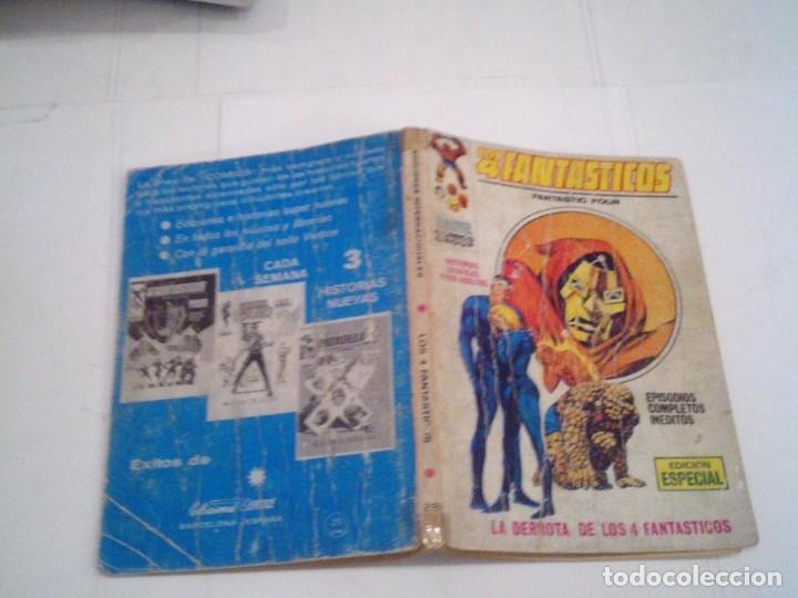 Cómics: LOS 4 FANTASTICOS - VERTICE - VOLUMEN 1 - NUMERO 28 - CJ 108 - GORBAUD - Foto 5 - 172381368