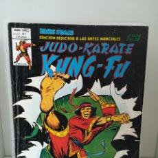 Cómics: JUDO-KARATE KUNG-FU. RELATOS SALVAJES Nº 1 (ARTES MARCIALES VOL. 2). Lote 172383644