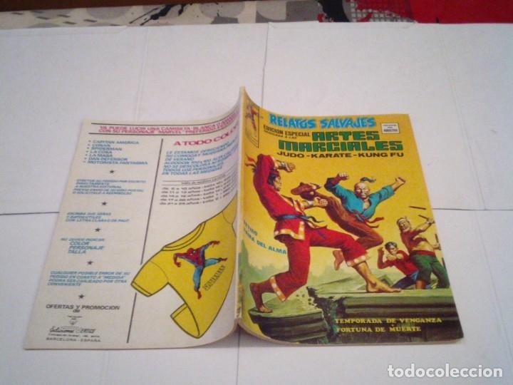 Cómics: RELATOS SALVAJES - ARTES MARCIALES - VERTICE - VOLUMEN 1 +VOL 2 + SURCO - COMPLETAS - BUEN ESTADO - Foto 10 - 172421980