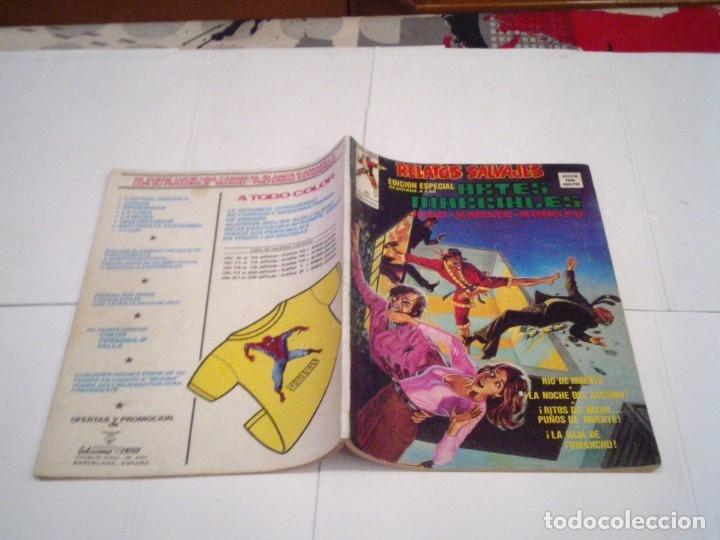 Cómics: RELATOS SALVAJES - ARTES MARCIALES - VERTICE - VOLUMEN 1 +VOL 2 + SURCO - COMPLETAS - BUEN ESTADO - Foto 11 - 172421980